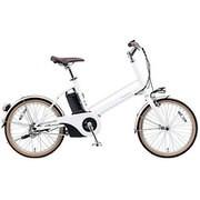 BE-JELJ012F [電動アシスト自転車 Jコンセプト 20型 12.0Ah 変速なし クリスタルホワイト 2019年モデル]