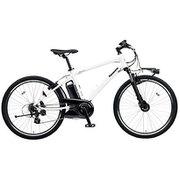 BE-ELH342F [電動アシスト自転車 Hurryer(ハリヤ) 外装7段変速 クリスタルホワイト]