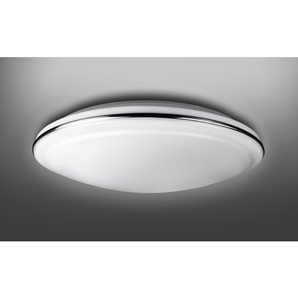 NLEH08003A-LC [LEDシーリング 8畳 調光調色 シルバートリム]