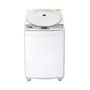 ES-TX8D-W [縦型洗濯乾燥機 洗濯8.0kg/乾燥4.5kg ホワイト系]