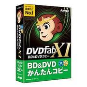DVDFab XI BD&DVD コピー [Windowsソフト ディスクコピーソフト]