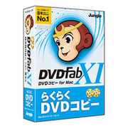 DVDFab XI DVD コピー for Mac [音楽再生/作成]