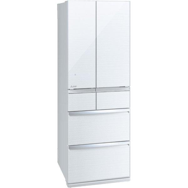 6355039 三菱電機 MITSUBISHI ELECTRIC MR-WX47LE-W [冷蔵庫(470L・フレンチドア) WXシリーズ クリスタルホワイト] 通販【全品無料配達】家電-キッチン-冷蔵庫・冷凍庫-冷蔵庫--キッチン-冷蔵庫・