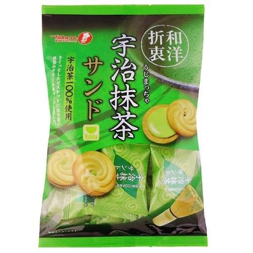 宇治抹茶サンド 210g