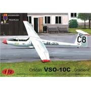 KPM0135 オリカン VSO-10C グラディエント グライダー [1/72スケール プラモデル]