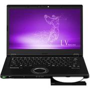 CF-LV8LDVQR [Let's note(レッツノート) LV8シリーズ ノートパソコン 14.0型/Core i7-8565U/メモリ 8GB/SSD 512GB/Microsoft Office Home & Business 2019/BD/DVD/CDドライブ搭載/ブラック]