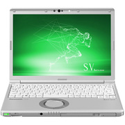CF-SV8KDPQR [Let's note(レッツノート) SV8シリーズ ノートパソコン 12.1型/Core i5-8265U/メモリ 16GB/SSD 256GB/Microsoft Office Home & Business 2019/DVD/CDドライブ搭載/シルバー]