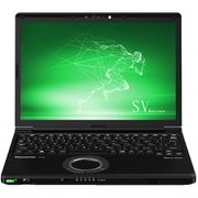 CF-SV8LDUQR [Let's note(レッツノート) SV8シリーズ ノートパソコン 12.1型/Core i7-8565U/メモリ 8GB/SSD 256GB/Microsoft Office Home & Business 2019/DVD/CDドライブ搭載/ブラック]