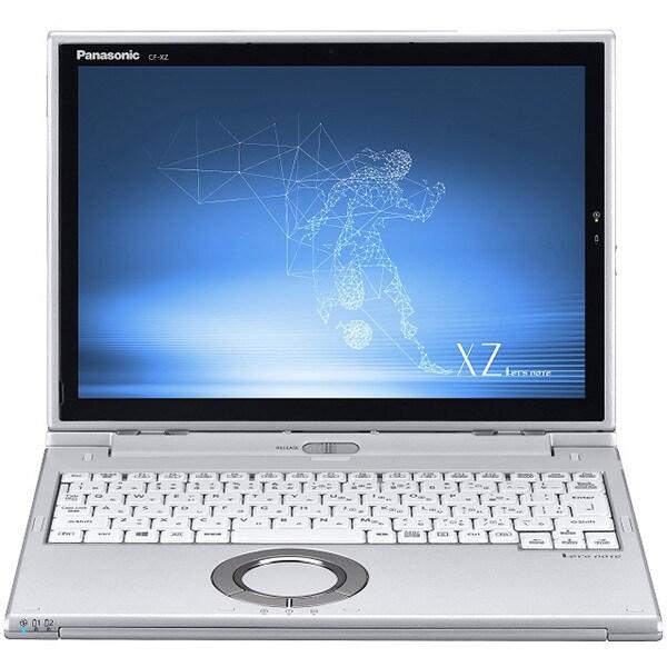 CF-XZ6KDCQR [Let's note(レッツノート) XZ6シリーズ ノートパソコン 12.0型/Core i5-7200U/メモリ 8GB/SSD 256GB/Microsoft Office Home & Business 2019/ドライブレス/シルバー]