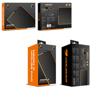 CGR-NEON-MOUSE-PAD-X [RGBマウスパッド COUGAR NEON X]