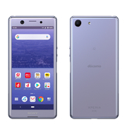 Xperia Ace SO-02L Purple [スマートフォン]
