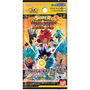 スーパードラゴンボールヒーローズ アルティメットブースターパック -激突する武勇- 1パック