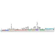 NV11SP 艦艇模型シリーズ 限定品 駆逐艦 睦月1942 エッチングパーツ付 [1/700スケール プラモデル]