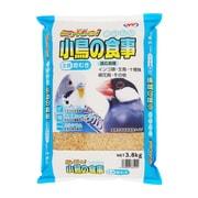 エクセル おいしい小鳥の食事皮むき3.8Kg [鳥用餌・おやつ]