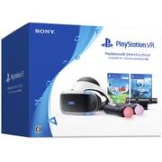 PlayStation VR エキサイティングパック 「みんなのGOLF VR」「PlayStation VR WORLDS」 同梱 [CUHJ-16008]
