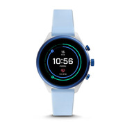 FTW6026 [FOSSIL Sport Smartwatch 41mm シリコン ライトブルー]