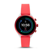 FTW6027 [FOSSIL Sport Smartwatch 41mm シリコン レッド]