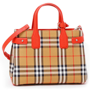 BURBERRY 4076947 Bright Red [ショルダーバッグ]
