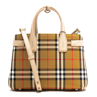 BURBERRY 4076949 Lime Stone [ショルダーバッグ]