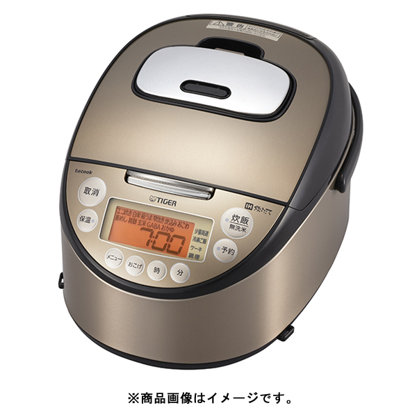 JKT-J182 TP [IH炊飯ジャー 炊きたて 1升合炊き パールブラウン]