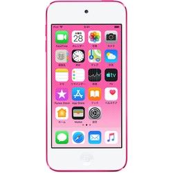 iPod touch (第7世代 2019年モデル) 32GB ピンク [MVHR2J/A]