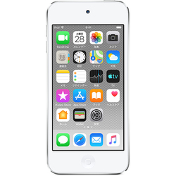 iPod touch (第7世代 2019年モデル) 32GB シルバー [MVHV2J/A]