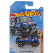 ホットウィール HW HOT TRUCKS MERCEDES-BENZ UNIMOG 1300 [ミニカー]