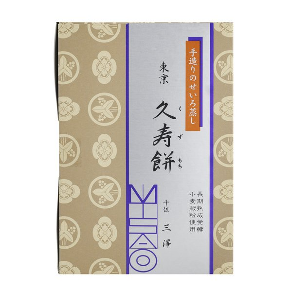 東京久寿餅 大判
