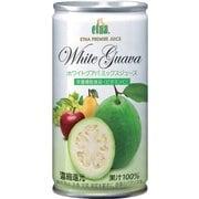 ホワイトグアバミックスジュース 缶 195g×20本