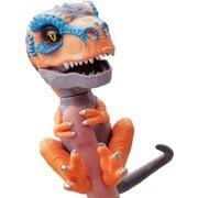 手のり恐竜!ジュラミン!肉食王 オレンジ T-REX