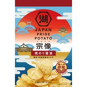 JAPAN PRIDE POTATO 焼のり醤油 60g