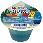 凍らせて食べるフルじぇらブルーハワイ味 105g