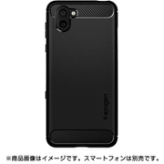 S49CS26259 [Sharp Aquos R3 ケース Rugged Armor Black]