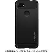 Pixel 3a XL Case Rugged Armor Matte Black [Google Pixel 3a ケース]
