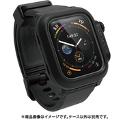 CT-WPAW1844-BK [Apple Watch Series 4 44mm 完全防水ケース ブラック]