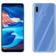Galaxy A30(ギャラクシー エーサーティ)ブルー SCV43(L) [スマートフォン]