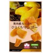 壮関 果肉感ひとくちマンゴー 31g