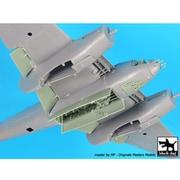 HAUA72051 デ・ハビランド モスキート Mk.Ⅵ パート2 タミヤ用 [1/72スケール レジン製パーツ]