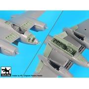 HAUA72052 デ・ハビランド モスキート Mk.Ⅵ ビッグセット タミヤ用 [1/72スケール レジン製パーツ]