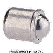 22080.0005 [HALDER スプリングプランジャ ボール付 平滑タイプ ステンレス鋼]