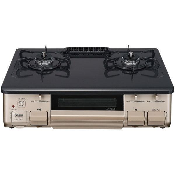 IC-S807BX L LP [ガステーブル プロパンガス用]