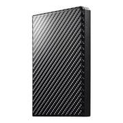 HDPT-UTS500K [USB 3.1 Gen 1対応 ポータブルHDD カーボンブラック 500GB]