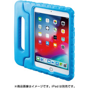 PDA-IPAD1405BL [iPad mini 2019  衝撃吸収ケース ブルー]