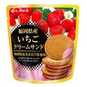 クリームサンドイチゴ 6枚 [焼菓子]
