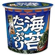 海苔たっぷりすうぷ 鰹だし風味 カップ(11.2g)