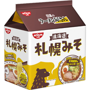日清のラーメン屋さん 札幌みそ5食パック 440g