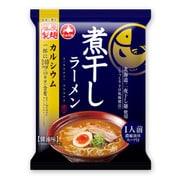 煮干しラーメン 醤油味 107.5g