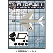 FMS-018 F3H キャノピー&ホイールハブ用 マスクセット [1/48スケール エアクラフト用マスクセット]