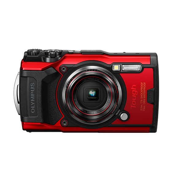 TG-6 RED [コンパクトデジタルカメラ OLYMPUS Tough TG-6 レッド]