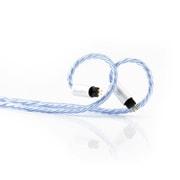 BEA-6769 [Silversonic MKVI 8-Wire - Custom - 4.4mm イヤホンケーブル]